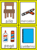 Word Work Year Round in Spanish