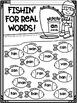CVC Word Family 'AN' No Prep Phonics Printables