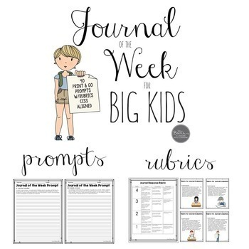 Word Work and Writing BUNDLE for Grades 4-8