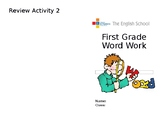 Word Work: ch, sh, th, w/ wh digraphs