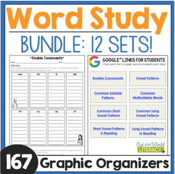 Word Work: Bundle