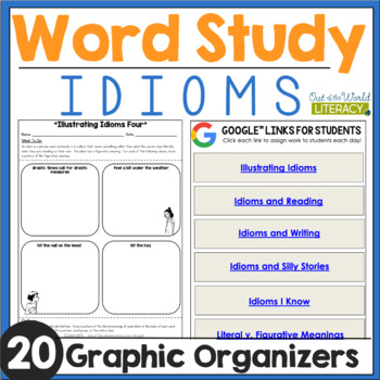 Word Work: Idioms