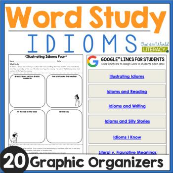 Word Work: Idioms