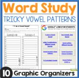 Word Work: Tricky Vowel Patterns
