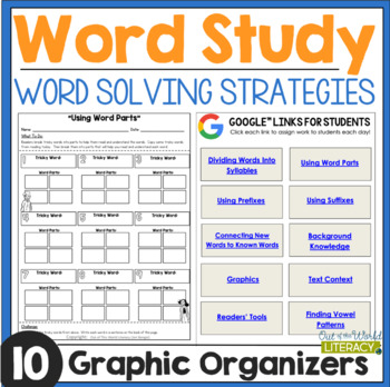 Word Work: Word Solving