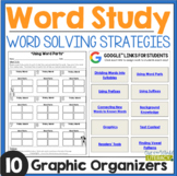 Word Study: Word Solving Strategies  | Distance Learning |