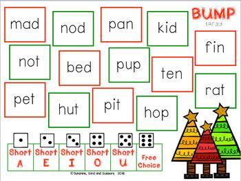 Word Work for Christmas
