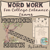 Greek and Latin Roots Prefixes and Suffixes