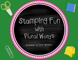 Word Work for Plural Words; Words with the -s suffix