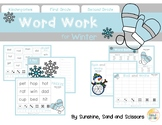 Word Work for Winter