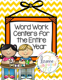 Word Work for the Entire Year