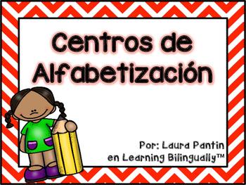 Word Work in Spanish