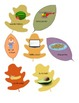 Daily Word Work or Literacy Centers Pack: November/Thanksgiving (Common Core)
