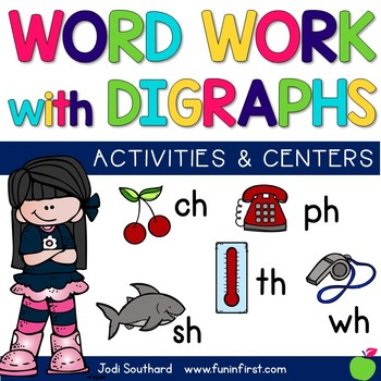 Word Work with Digraphs