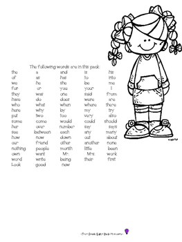 Word Work with Letter Shapes