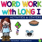Word Work with Long i