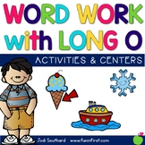 Word Work with Long o
