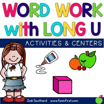 Word Work with Long u