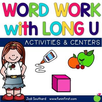 Word Work with Long u