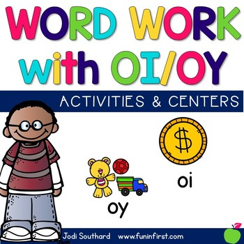 Word Work with Oi and Oy