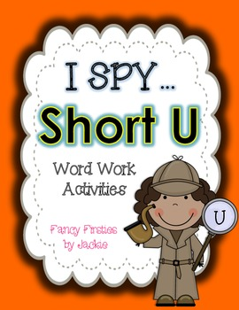 Word Work with Short U