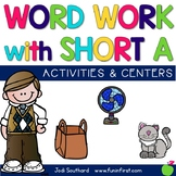 Word Work with Short a
