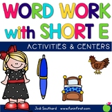 Word Work with Short e