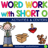 Word Work with Short o