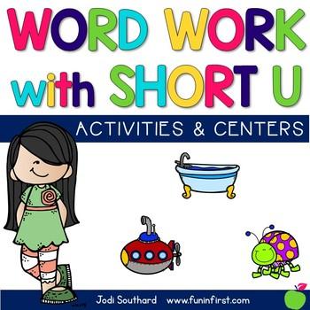 Word Work with Short u
