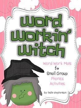 Word Workin' Witch