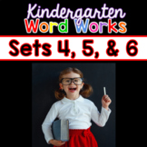 Word Works Phonological Awareness Routine: Bundle Sets 4-6