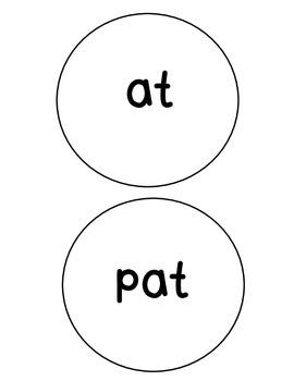 Word Worm/ Word List for Kindergarten Saxon Phonics