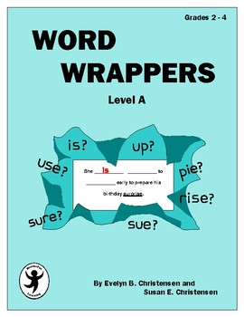 Word Wrappers Level A Distance Learning