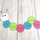 Word-a-pillar for Kindergarten and 1st Grade