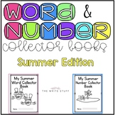 Word and Number Collector Summer Bundle