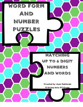 Word and Number Puzzles
