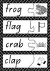 Word and Picture Match - Digraphs & Blends / CCVC & CVCC & CCVCC