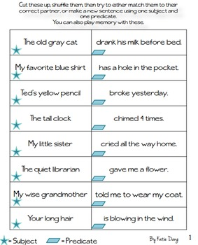 Word and Sentence Meaning - Common Core and TEKS based activities
