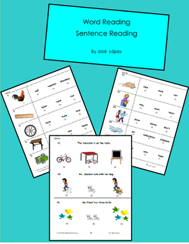 Word and Sentence Reading