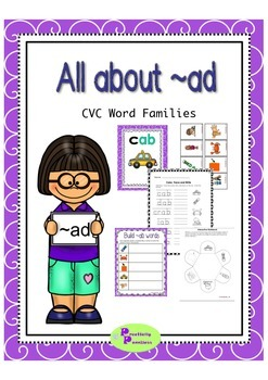 Word family -ad