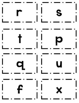 """Concepts of Print: """"Word is a Word? Letter? Number?"""" Sort and Activity"""