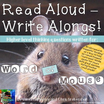 Word of Mouse Read Aloud Write Along