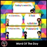 Word of the Day BTSdownunder