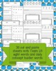 Back to School  Cut and Paste Activities for Vocabulary an