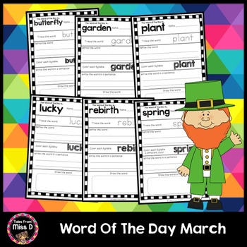 Word of the Day March