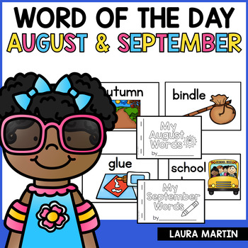 Word of the Day-August and September