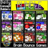Brain Bounce Vocabulary Game Bundle Distance Learning