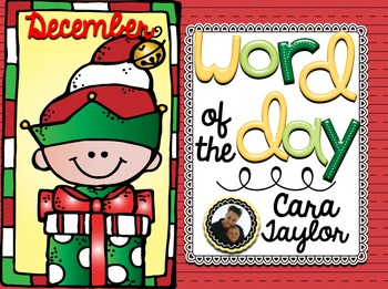 Word of the Day December