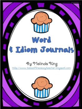 Word of the Day & Idiom Journal