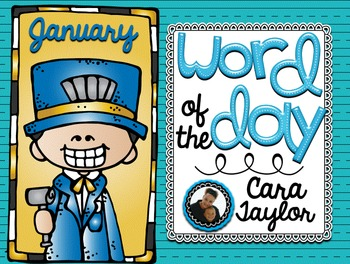 Word of the Day January